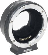 Metabones adapter Canon EF aan Sony E Mount T V camera