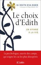 Boekomslag van 'Le choix d'Edith'