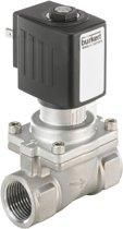 G1/2'' RVS 24VDC Magneetventiel Burkert 6281 222010 - 222010