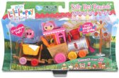 Lalaloopsy Silly Pet Parade Locomotief