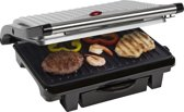 Bestron ASW113 - Panini Grill - Zilver