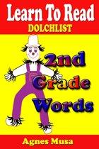 Second Grade Words