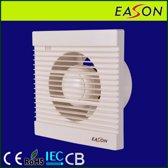 Eason Wit Design Ventilator met Timer - 150 m³ x ø 120 mm – Wit