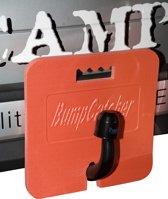 Bumpcatcher Bumperbescherming/kniekussen - Rood