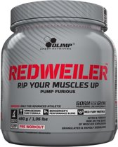 Redweiler 480gr Red Punch
