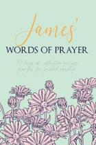 James' Words of Prayer
