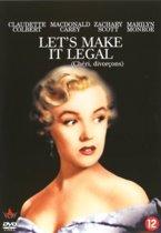 Marilyn Monroe - Let's Make It Legal (dvd)