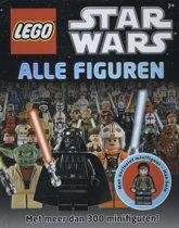 LEGO Star Wars Boek alle figuren