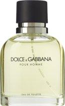 Dolce & Gabbana Pour Homme - 75 ml - Eau de toilette