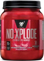 BSN N.O.-Xplode 3.0 - Pre-workout - 1000 gram - Watermelon