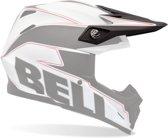 Bell Moto9 Helmklep-Bell Crosshelm Moto9 Tracker Orange