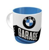 Nostalgic Art koffietas BMW Garage