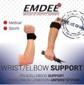 Emdee pols/elleboog support + 1 st