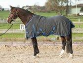 Harry's Horse Zomerdeken Honeycomb 165cm grijs