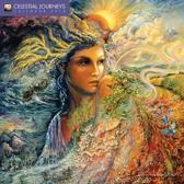 Flame Tree Celestial Journeys Kalender 2018