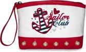 toilettas - sailor club - plat