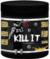 5% Nutrition Rich Piana Kill It Pre-Workout - 357 gram - Mango Pineapple