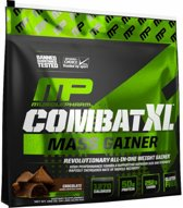 Musclepharm Combat XL Mass Gainer - Weight gainer - 5450 gram - Chocolade & Pindakaas