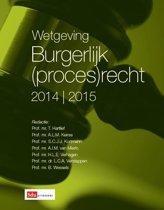 Wetgeving Burgerlijk(proces)recht 2014-2015