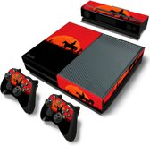 Wild West - Xbox One Console Skins Stickers