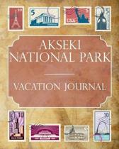 Akseki National Park Vacation Journal: Blank Lined Akseki National Park (Turkey) Travel Journal/Notebook/Diary Gift Idea for People Who Love to Travel