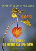 Tuinscheurkalender 2012 / 2012