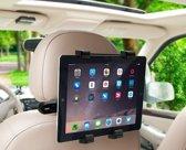 """Universale Tablet (voor alle Tablets van 6"""" tm 10"""") Car auto hoofdsteun houder seat mount verstelbaar + 4 in 1 Stylus Spen Zliver"""