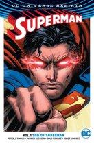 Superman Hc01. de zoon van superman (herboren)