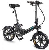 FIIDO D3 Elektrische vouwfiets |Betaalbare E-bike | Zwart | goedkoopste E-bike van Nederland & België