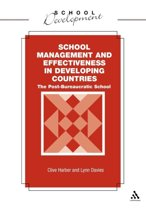 School Management and Effectiveness in Developing Countries