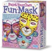 4M Crea Schilderen - Masker