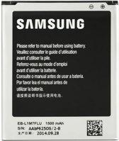 Samsung 1500mAh Li-Ion oplaadbare batterij/accu Lithium-Ion (Li-Ion) 3,8 V