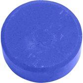 Waterverf, d: 57 mm, h: 19 mm, blauw, navulling, 6stuks