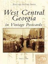West Central Georgia in Vintage Postcards