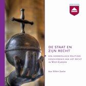 De Staat en zijn Recht (mp3-download luisterboek, dus geen fysiek boek of CD!)