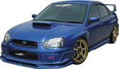Sideskirts Subaru Impreza WRX 2003-2005 'JP-Style' (PU)