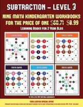 Learning Books for 2 Year Olds (Kindergarten Subtraction/Taking Away Level 3)