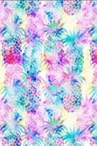 Pineapple Pattern Journal