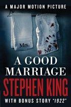 Omslag van 'A Good Marriage'