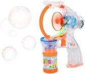 Automatische Bellenblaas Pistool - Bubble Gun Bellenblazer - Bellenblaasmachine Met Navulling Vloeistof