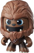 Star Wars Mighty Muggs Chewbacca - Speelfiguur