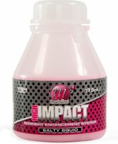 Mainline High Impact Boiliedip   Salty Squid   175ml