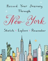 New York City Guided Activity Journal