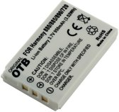 OTB Accu Batterij Logitech Harmony 900 / 880 / 885 / 890 / 720