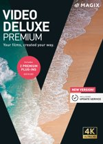 Magix Video Deluxe Premium 2020 - 1 Apparaat - Ned