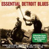 Essential Detroit Blues