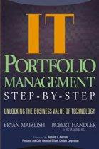 IT (Information Technology) Portfolio Management Step-by-Step