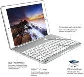 iPad Air toetsenbord hoes zilver