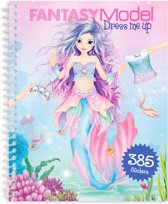 TOPModel FANTASYModel Dress Me Up stickerboek