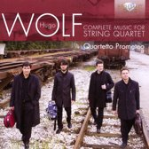 Wolf: Complete Music For String Qua